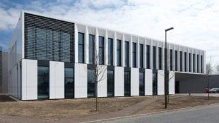 Alufire-GEZE headquarters in Warsaw